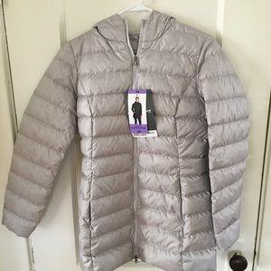 Eddie Bauer coat parka XS NEW